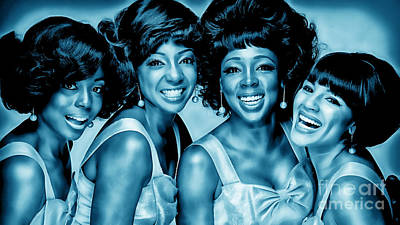 The Shirelles Collection Poster