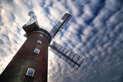 Windmill Poster by Joana Kruse