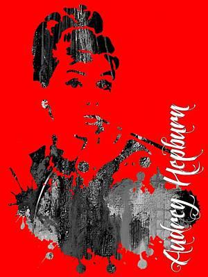 Audrey Hepburn Collection Poster