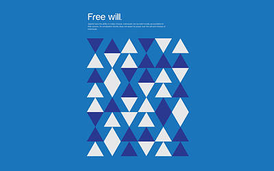 44636 1 Other S Free Will Poster