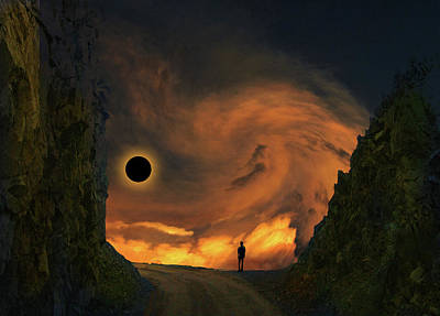 Poster featuring the photograph 4484 by Peter Holme III