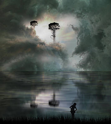 Poster featuring the photograph 4494 by Peter Holme III