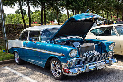 Hall County Sheriffs Office Show And Shine Car Show Poster