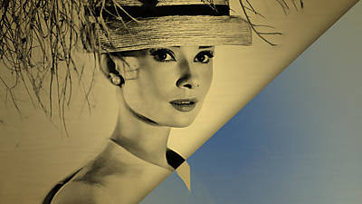 Audrey Hepburn Collection Poster