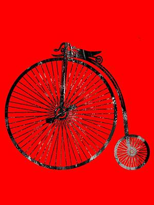 Bicycle Collection Poster
