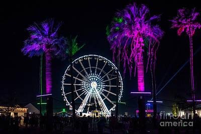 Coachella Music Festival 2015 Poster
