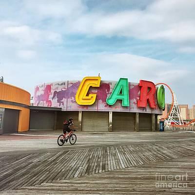Coney Island, Usa Poster