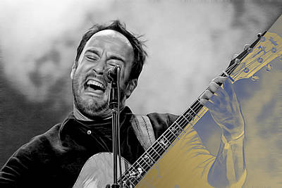 Dave Matthews Collection Poster