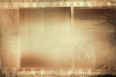Film Frames  Poster