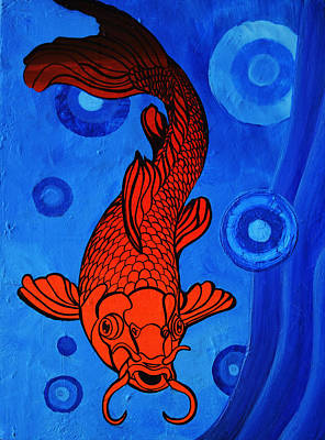 Fish 3 Poster by Stephen Humphries