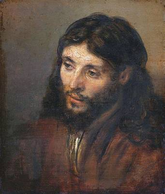 Head Of Christ Poster