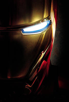 Iron Man Poster by Unknown