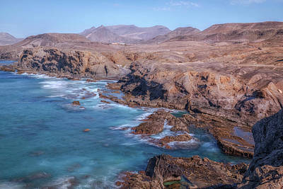 La Pared - Fuerteventura Poster by Joana Kruse