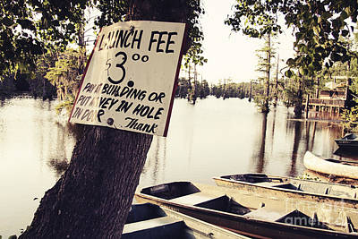 Launch Fee Poster