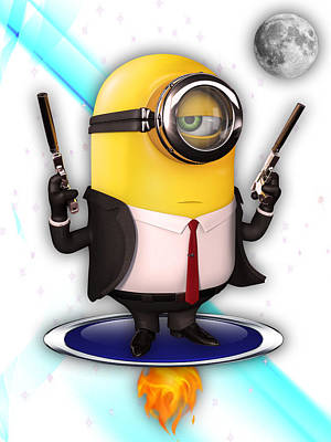 Minions Collection Poster