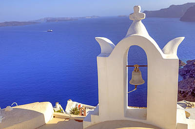 Oia - Santorini Poster