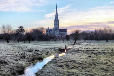 Salisbury - England Poster