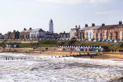 Southwold - England Poster