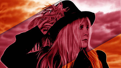 Stevie Nicks Collection Poster