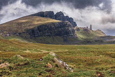 The Storr - Isle Of Skye Poster