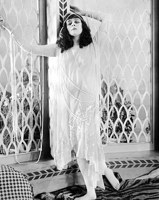 Theda Bara (1885-1955) Poster by Granger
