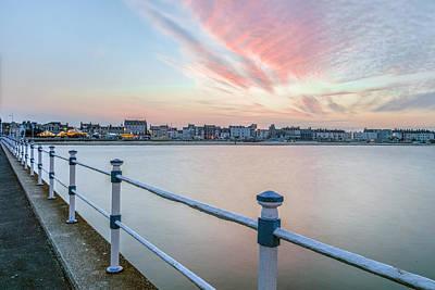 Weymouth - England Poster by Joana Kruse
