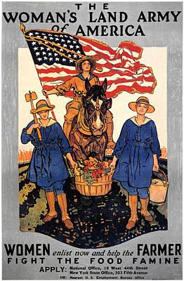 World War I: U.s. Poster Poster