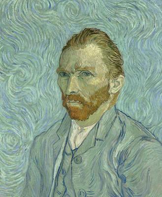 Self Portrait Poster by Vincent van Gogh