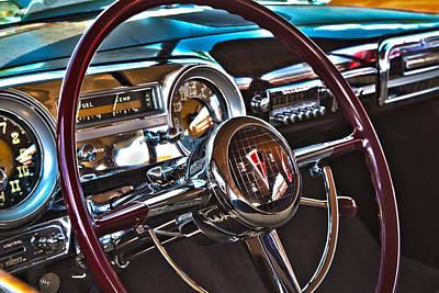 51 Hudson Hornet Dash Poster