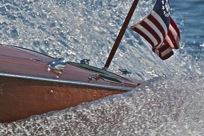 Patriotic Classic Poster by Steven Lapkin