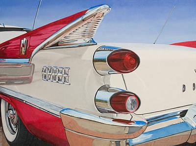 59 Dodge Royal Lancer Poster