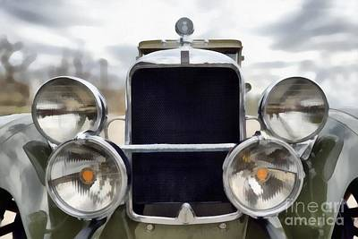 1928 Dodge Brothers Standard 6 Poster