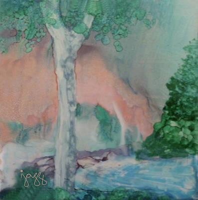 6-b Landscape Poster by Jazz Art