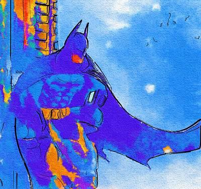 Batman Episode Poster by Egor Vysockiy