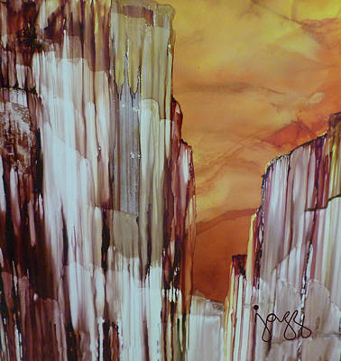 6-c Landscape Poster by Jazz Art