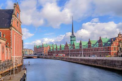 Copenhagen - Denmark Poster by Joana Kruse