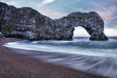 Durdle Door - England Poster by Joana Kruse