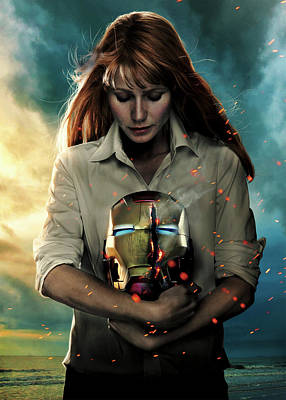 Iron Man 3 Poster by Unknown