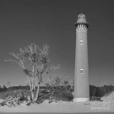 Little Sable Lighthouse Poster by Twenty Two North Photography