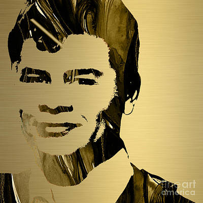 Ritchie Valens Collection Poster by Marvin Blaine