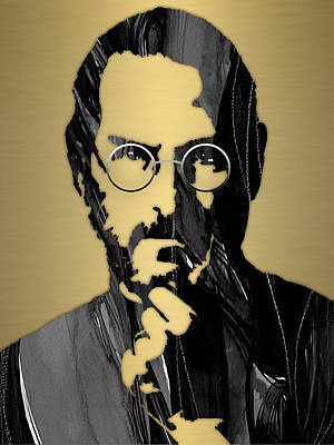 Steve Jobs Collection Poster