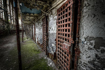Tennessee State Penitentiary Poster