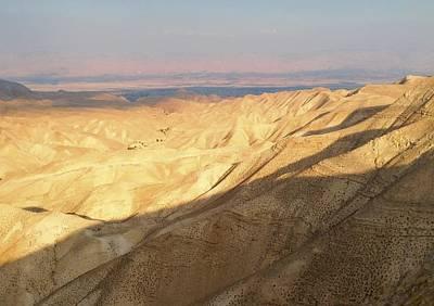 The Judean Desert-israel Poster by Sandrine Kespi