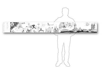 6.51.hungary-6-horizontal-with-figure Poster