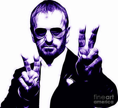 Ringo Starr Collection Poster