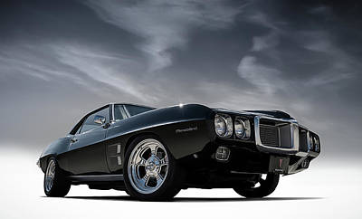 69 Pontiac Firebird Poster