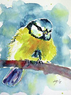 Bird Poster by Kovacs Anna Brigitta