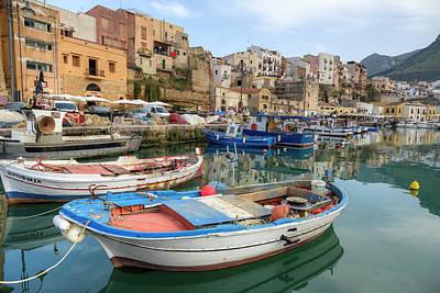 Castellammare Del Golfo - Sicily Poster by Joana Kruse