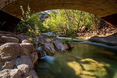 Fossil Creek Springs Poster