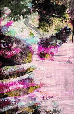 Ian Somerhalder Poster by Svelby Art